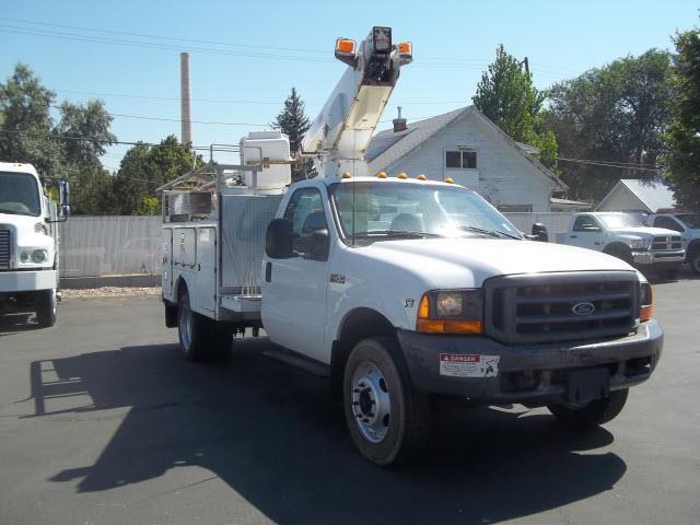 1999 Ford F-450 XL Bucket Truck - Pocatello ID