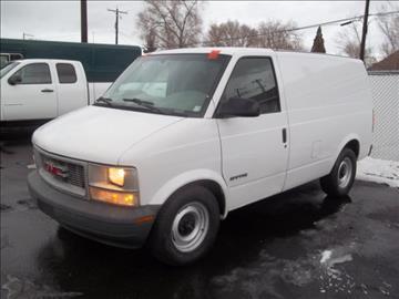 2000 GMC Safari Cargo for sale in Pocatello, ID