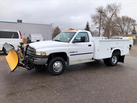 2001 Dodge Ram Chassis 3500 for sale in Pocatello, ID