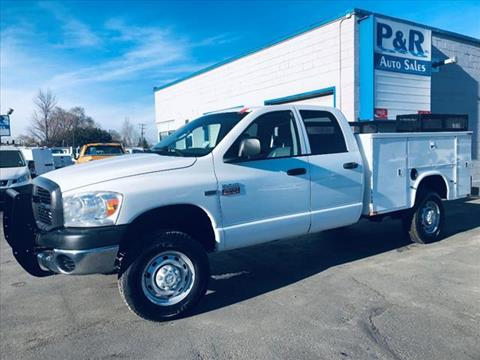 2007 Dodge Ram Chassis 2500 for sale in Pocatello, ID