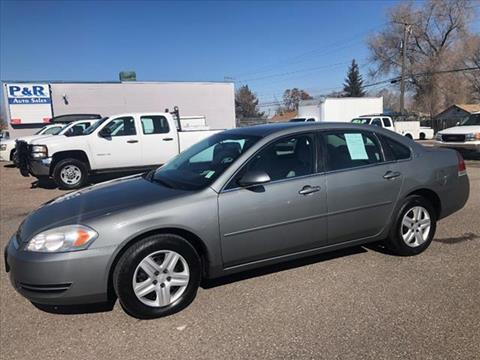 2007 Chevy Impala For Sale >> 2007 Chevrolet Impala For Sale In Pocatello Id