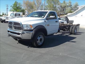 2012 RAM Ram Chassis 5500 for sale in Pocatello, ID