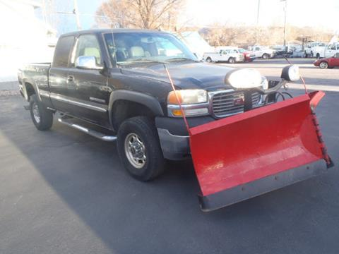 2002 GMC Sierra 2500HD for sale in Pocatello, ID