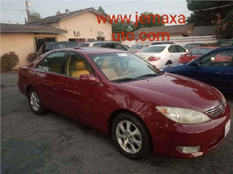 Amazing 2005 Toyota Camry For Sale In El Monte, CA