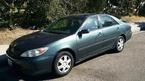 2002 Toyota Camry for sale in El Monte, CA