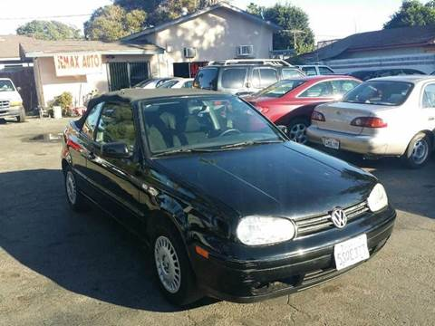 2001 Volkswagen Cabrio for sale in El Monte, CA