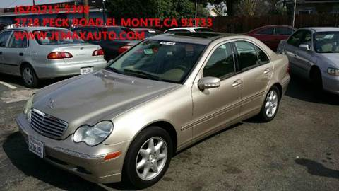 2003 Mercedes-Benz C-Class for sale in El Monte, CA