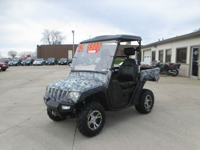 2012 Cf Moto Rancher 600efi 4x4 In Waterloo Cedar Falls