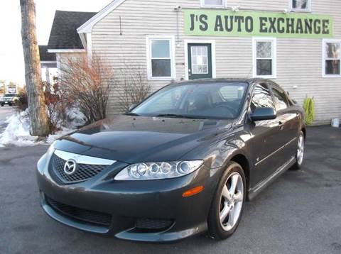 2004 Mazda MAZDA6 for sale in Derry, NH