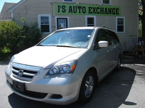 2006 Honda Odyssey for sale in Derry, NH
