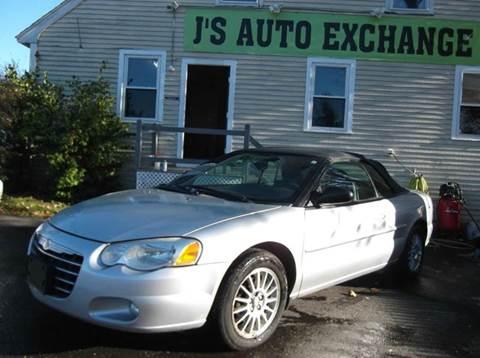 2005 Chrysler Sebring for sale in Derry, NH