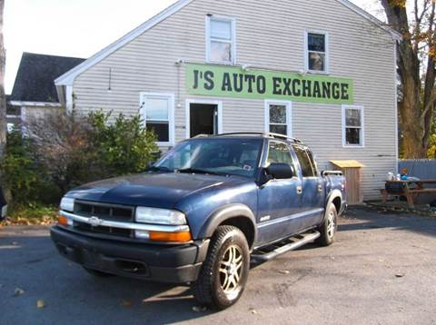 2003 Chevrolet S-10 for sale in Derry, NH