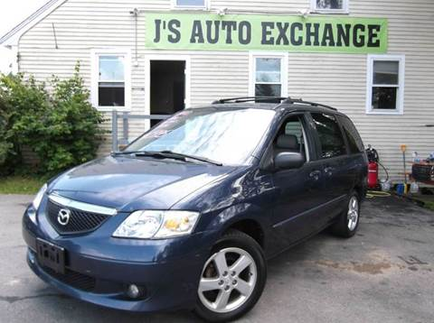 2002 Mazda MPV for sale in Derry, NH