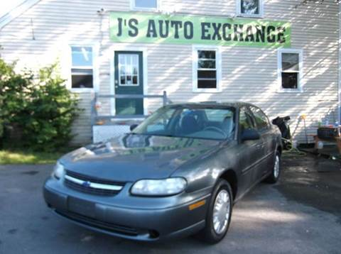 2003 Chevrolet Malibu for sale in Derry, NH
