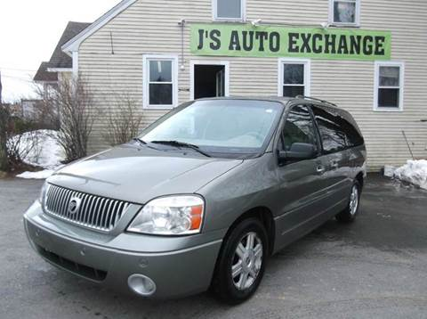 2004 Mercury Monterey for sale in Derry, NH