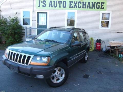 1999 Jeep Grand Cherokee for sale in Derry, NH