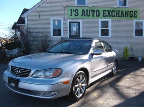 2002 Infiniti I35 for sale in Derry, NH