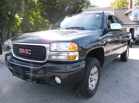 2005 GMC Sierra 1500 for sale in Derry, NH
