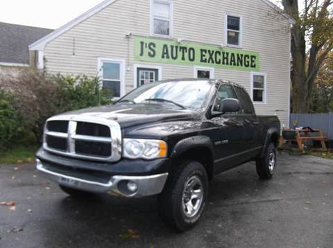2004 Dodge Ram Pickup 1500 for sale in Derry, NH