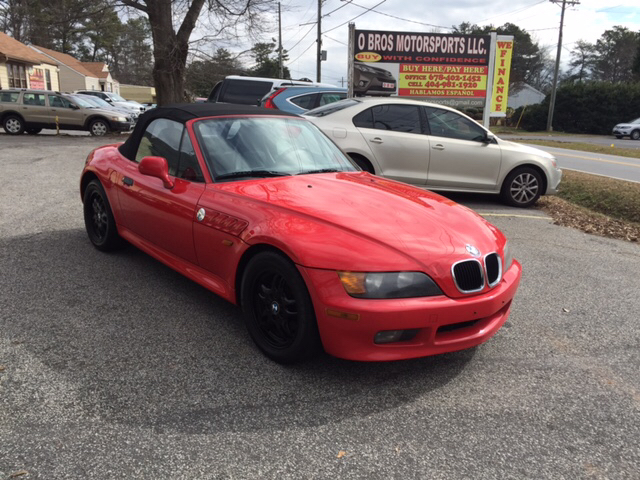 1998 Bmw Z3 For Sale Carsforsale Com