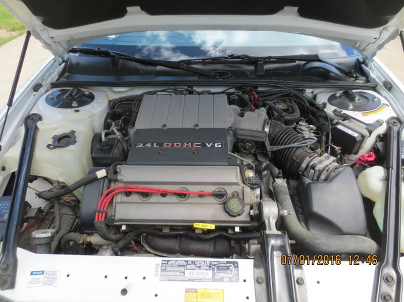 1995 Chevrolet Monte Carlo Z34 2dr Coupe - Sherrill IA
