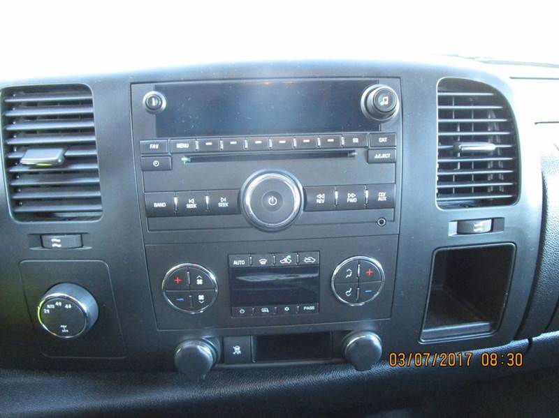 2009 Chevrolet Silverado 1500 4x4 LT 4dr Crew Cab 5.8 ft. SB - Sherrill IA