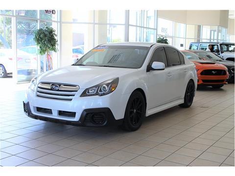 2012 Subaru Legacy for sale in Sacramento, CA