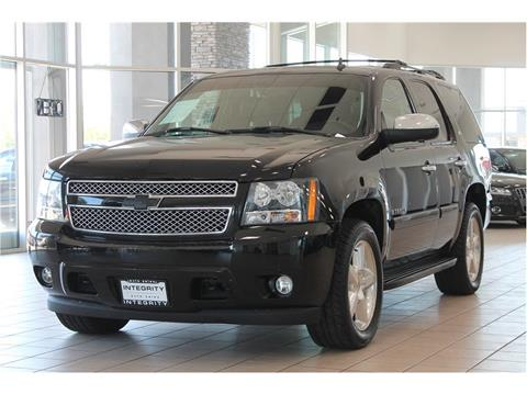 Used Chevrolet Tahoe For Sale in Sacramento CA