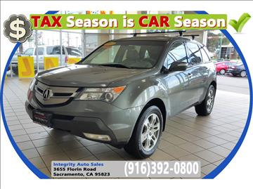 Acura mdx for sale sacramento ca for Sun valley motors sacramento