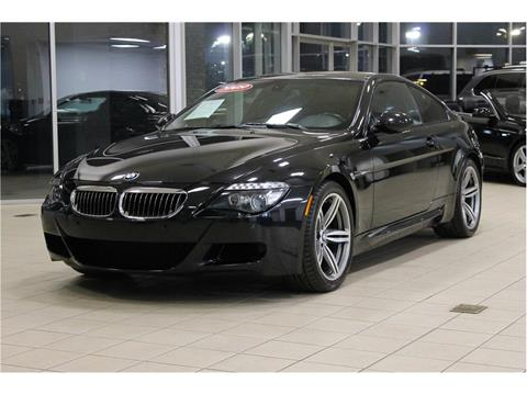 2009 BMW M6 For Sale In Sacramento, CA