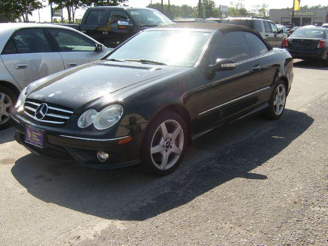 2007 mercedes benz clk class clk550 2dr convertible in greenville nc east carolina auto. Black Bedroom Furniture Sets. Home Design Ideas