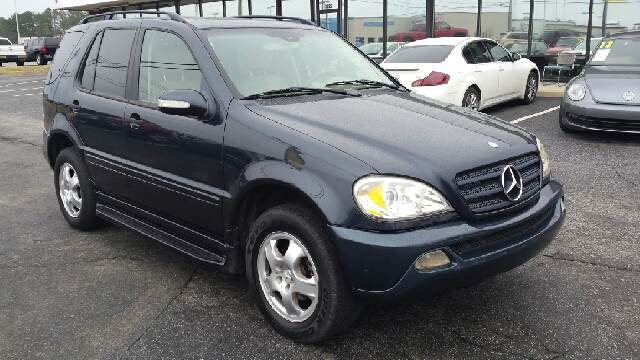 2002 mercedes benz m class ml320 awd 4matic 4dr suv for for Mercedes benz ml 320 2002