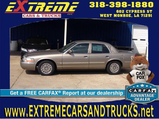 2004 Mercury Grand Marquis GS 4dr Sedan - West Monroe LA