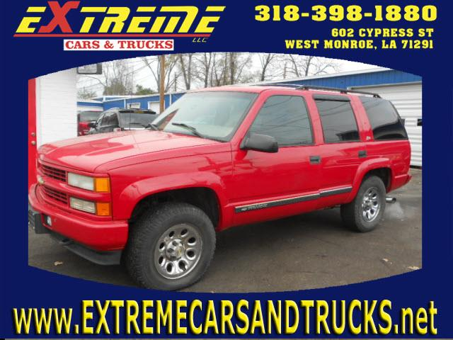 used 2000 chevrolet tahoe limited z71 for sale