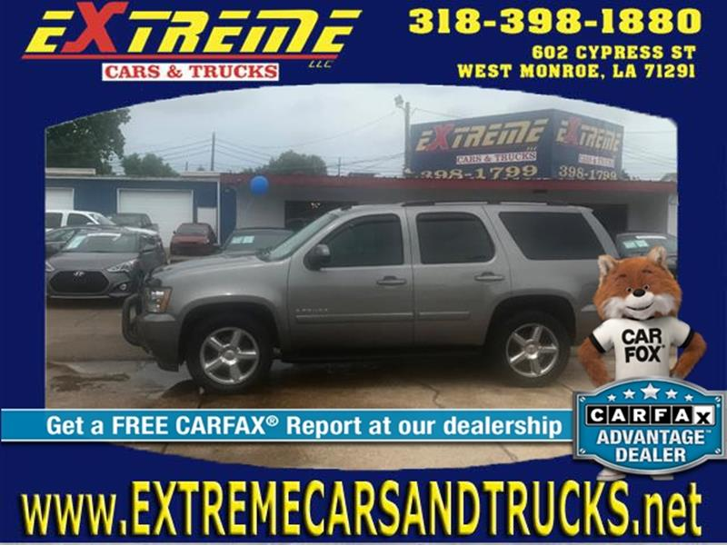Used Chevrolet Tahoe For Sale In Louisiana