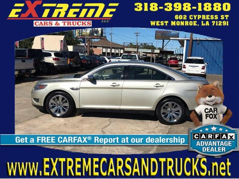 Ford Used Cars financing For Sale West Monroe Extreme Cars and ...