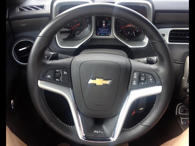 2015 Chevrolet Camaro SS 2dr Coupe w/2SS - West Monroe LA