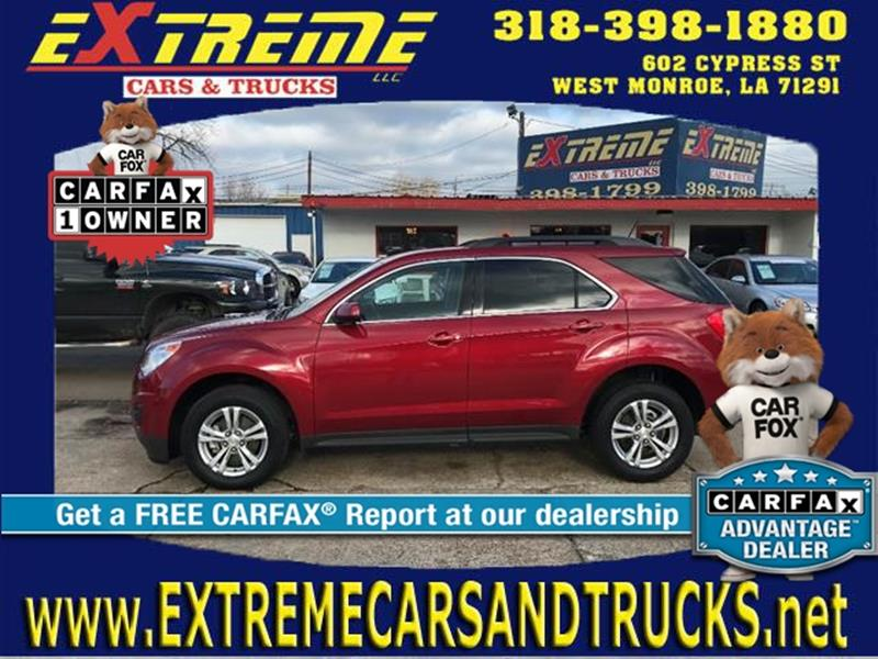 Chevrolet Used Cars financing For Sale West Monroe Extreme Cars ...