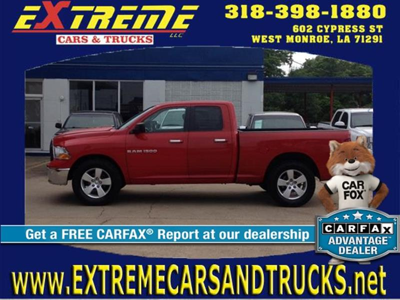 used ram ram pickup 1500 for sale in west monroe la. Black Bedroom Furniture Sets. Home Design Ideas