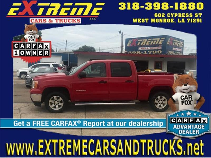 Used Gmc Sierra 1500 For Sale In West Monroe La
