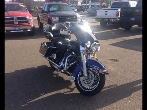 2010 Harley-Davidson FLTC
