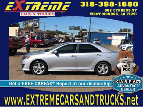 2013 Toyota Camry for sale in West Monroe, LA