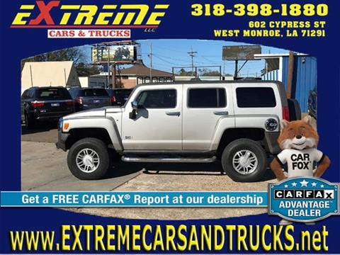 Hummer for sale in louisiana for Extreme motors monroe la