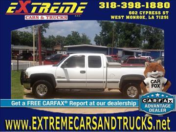Chevrolet Silverado 2500 For Sale Louisiana