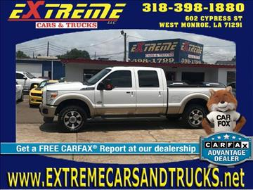 Used Ford Trucks For Sale West Monroe La