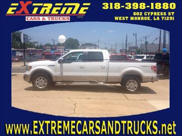 ford f 150 for sale west monroe la. Black Bedroom Furniture Sets. Home Design Ideas