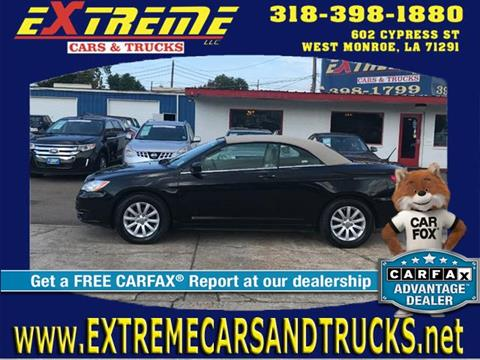 2013 Chrysler 200 Convertible for sale in West Monroe, LA