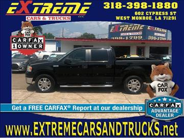 2008 Ford F-150 for sale in West Monroe, LA