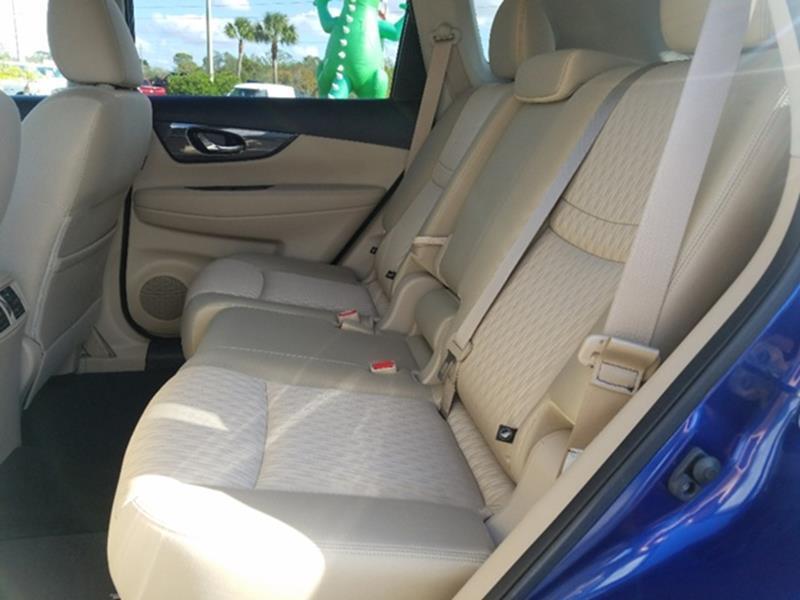 2017 Nissan Rogue In Homosassa FL