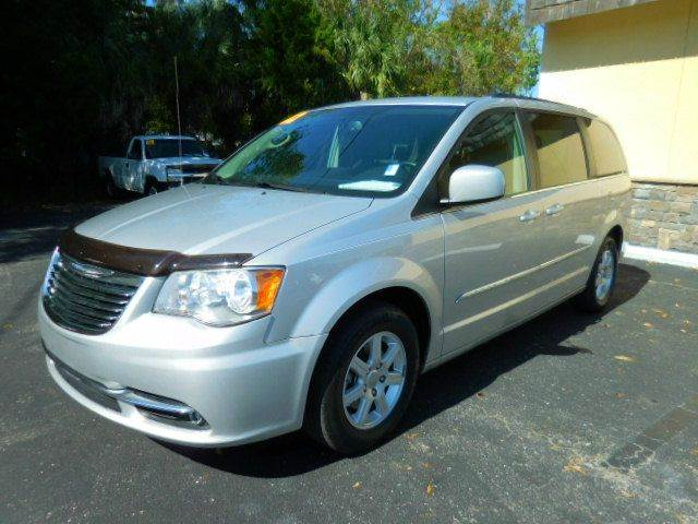 chrysler town and country for sale in homosassa fl. Black Bedroom Furniture Sets. Home Design Ideas